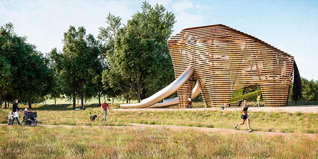 Finał koncepcji zagospodarowania parku